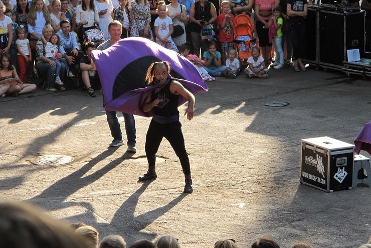 Mr Copini - (CHL) – The Herock Circus Show