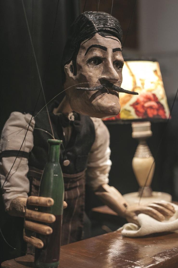 Ánima Puppet Company - (ARG) – Dreams Of Suburbs